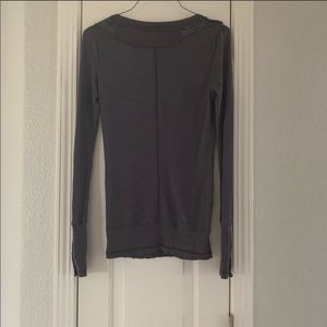 Free People Tops - Free People Long Sleeve Shirt sz S-P